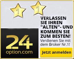 Binäre Optionshandel - 24Option, Ihr Broker für Binary Options